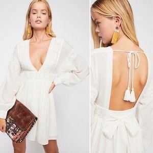 FP White Dress